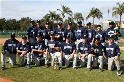 2010 Disney Holiday Classic Champions