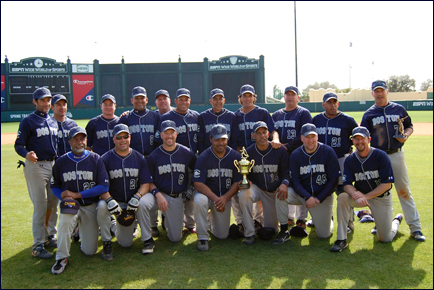 2012 Disney Holiday Classic Champions